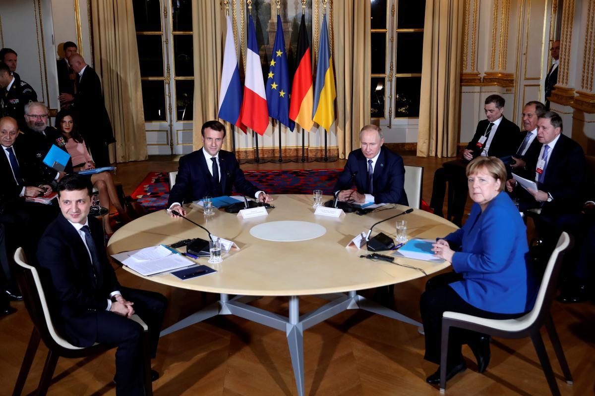 Нормандская четверка, Ермак, Сурков, Переговоры, Зеленский.