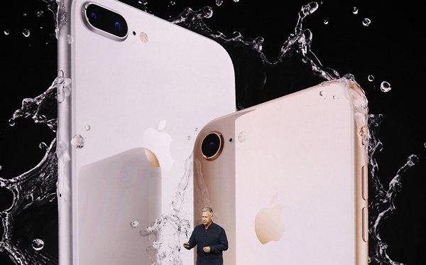 сша, iPhone, Apple, презентация, смартфон