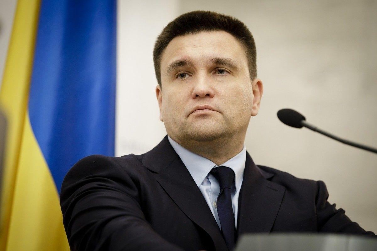 """""""Северный поток - 2"""" изменит для Украины очень многое: Климкин о рисках, связанных со строительством газопровода"""