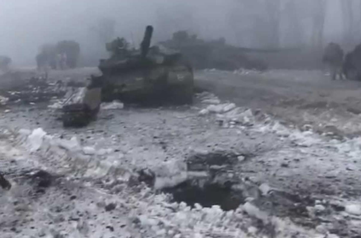 """Российские военные про артудар ВСУ под Горловкой: """"ВОП 3-го батальона разнесли, погибших не могут вывезти"""""""