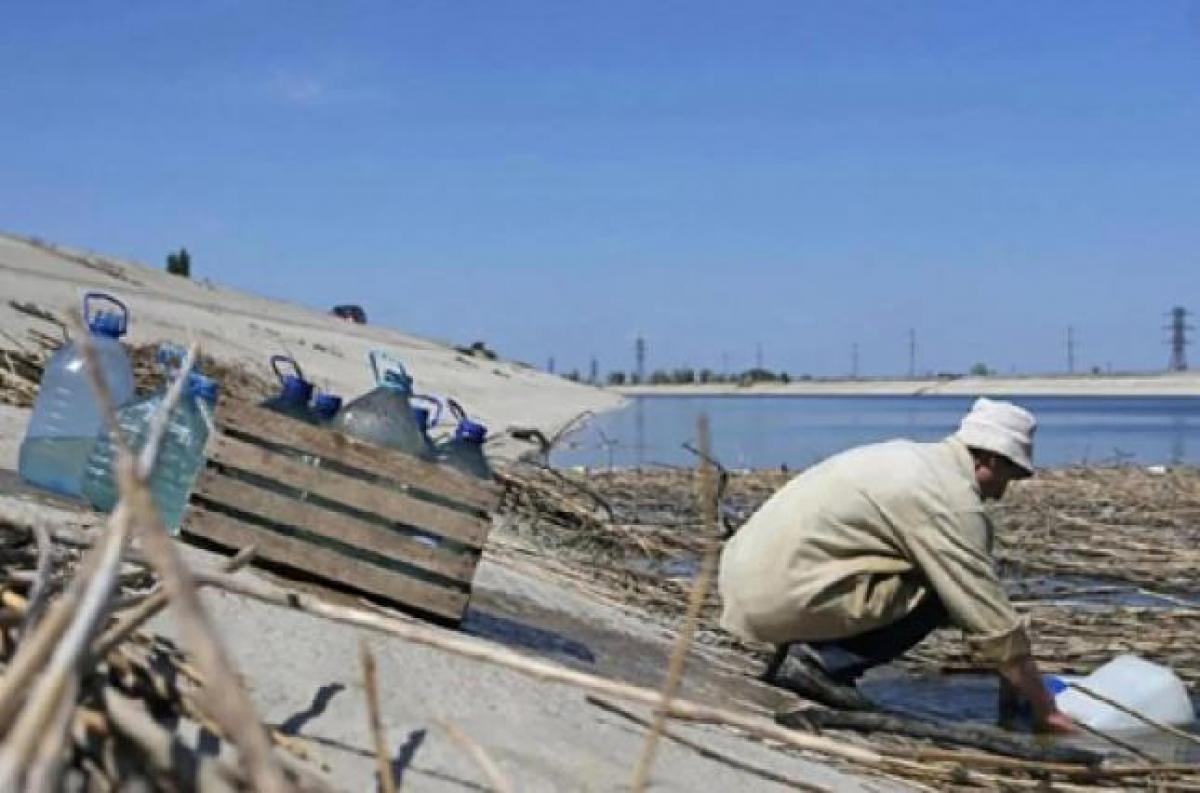 Подача украинской воды в Крым не поможет освободить Донбасс - эксперты