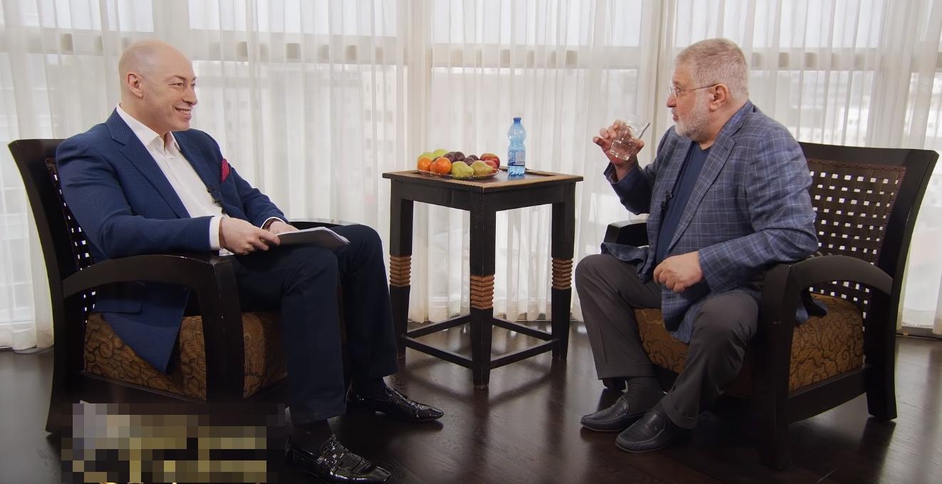 """Коломойский назвал """"лучшего"""" президента Украины за все время независимости: видео"""