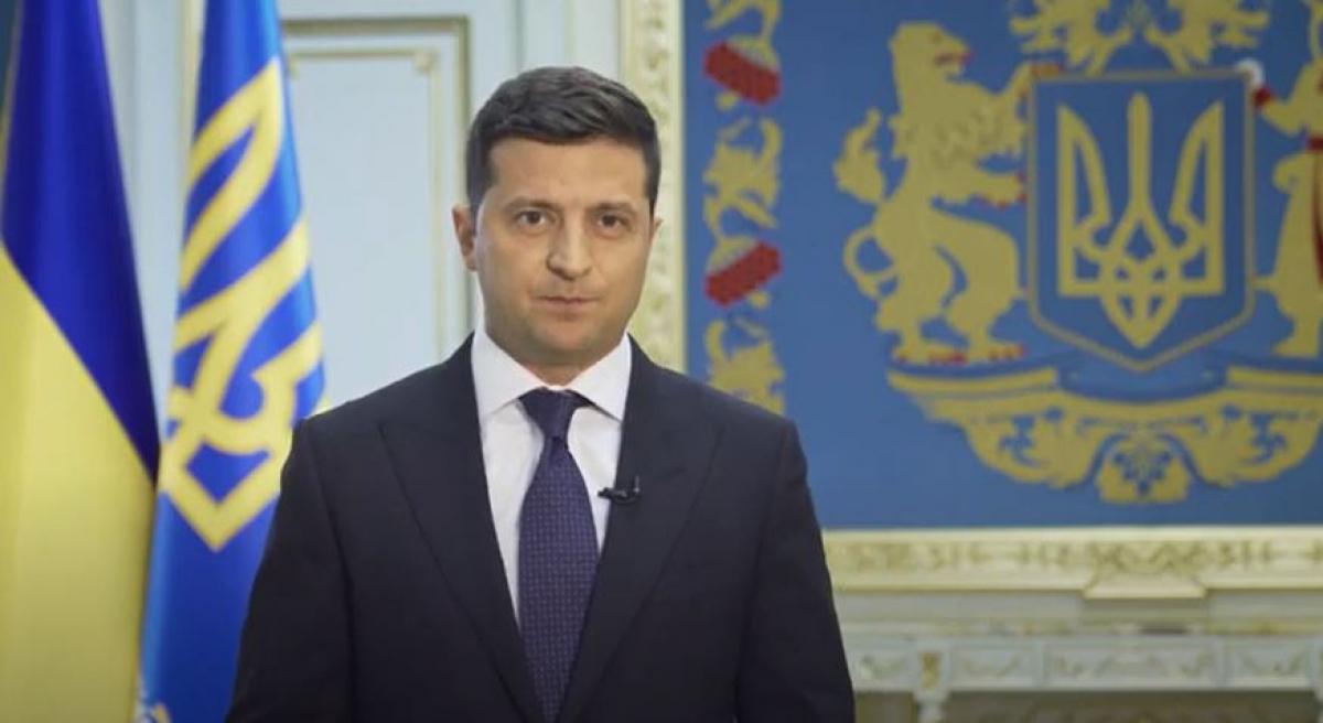 Зеленский в ООН назвал РФ агрессором и перечислил условия мира на Донбассе