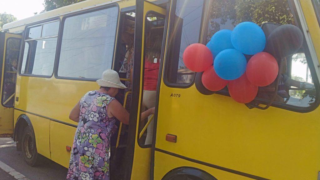 Денис Казанский, ДНР, открытие нового маршрута в Донецке, новости Донбасса, новости Украины