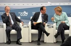 Меркель, Путин, Олланд, Москва, минские соглашения, основа, прекращение, огня