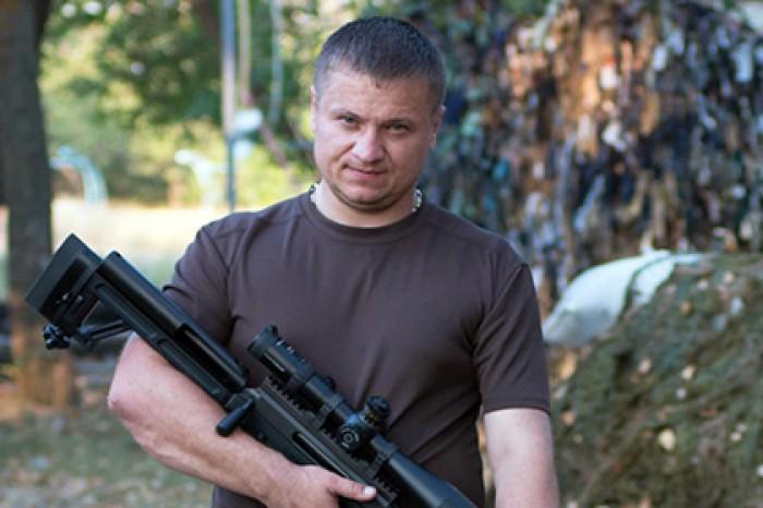 """""""Мы их умножим на ноль"""", - украинский комбат Гергерт предупредил, чем обернутся угрозы боевиков о наступлении на силы АТО в Донбассе"""