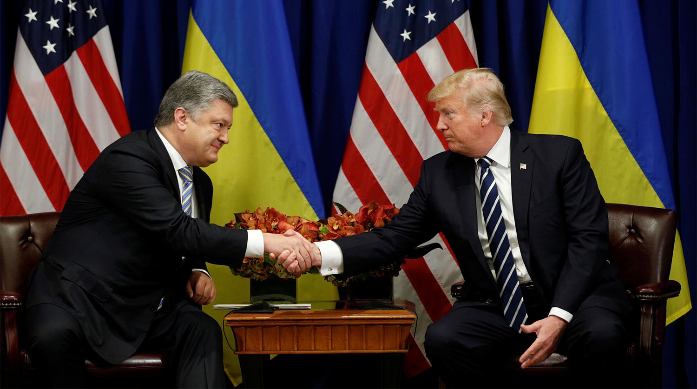Порошенко, США, Украина, помощь, санкции, Россия
