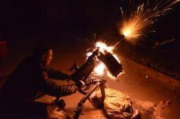 """""""Вжарили хорошенько"""", - бойцы ООС разгромили вражескую ДРГ, покушавшуюся на их """"опорник"""""""