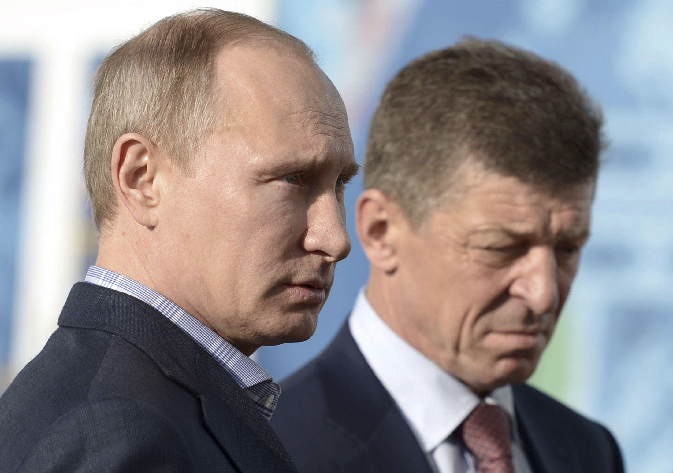 Назначение Козака на Донбасс: раскрыта цель Путина по Украине