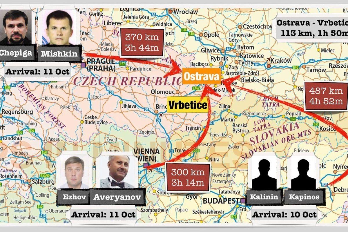"""""""Руководил генерал"""", - в Bellingcat раскрыли новые детали взрывов в Чехии, ГРУ хотело """"договориться"""""""