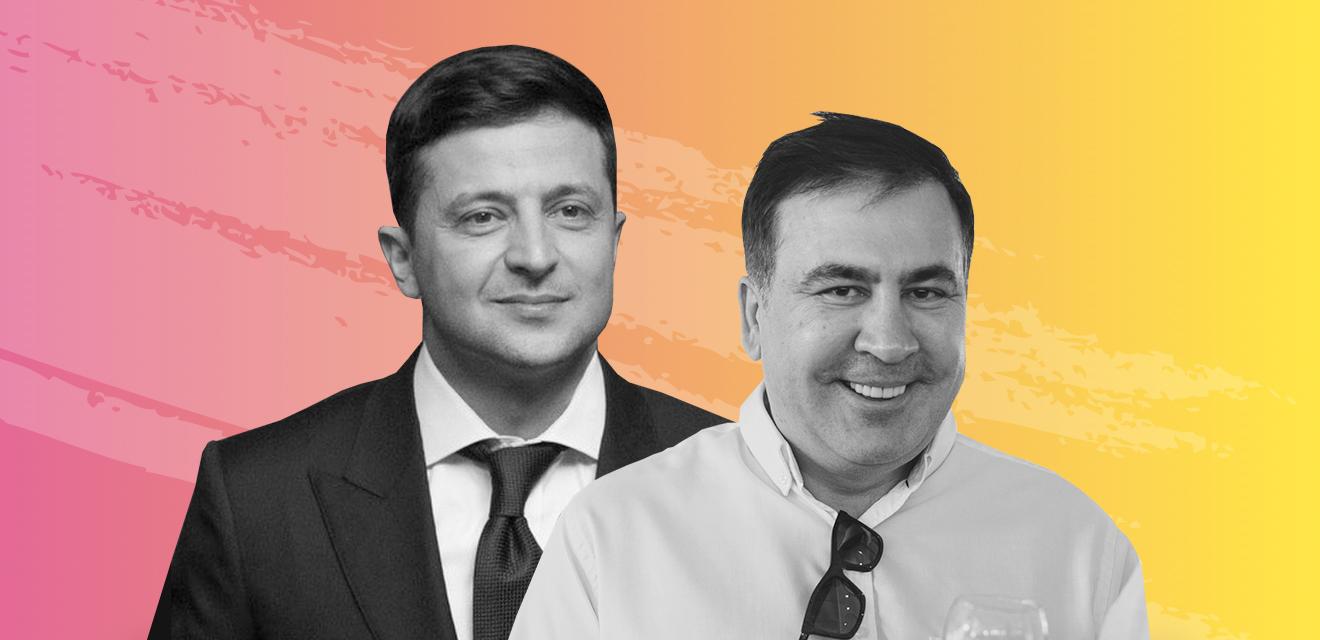 """""""Пожар от него и МЧС не погасит"""", - журналист пояснил, зачем Зеленскому нужен Саакашвили"""