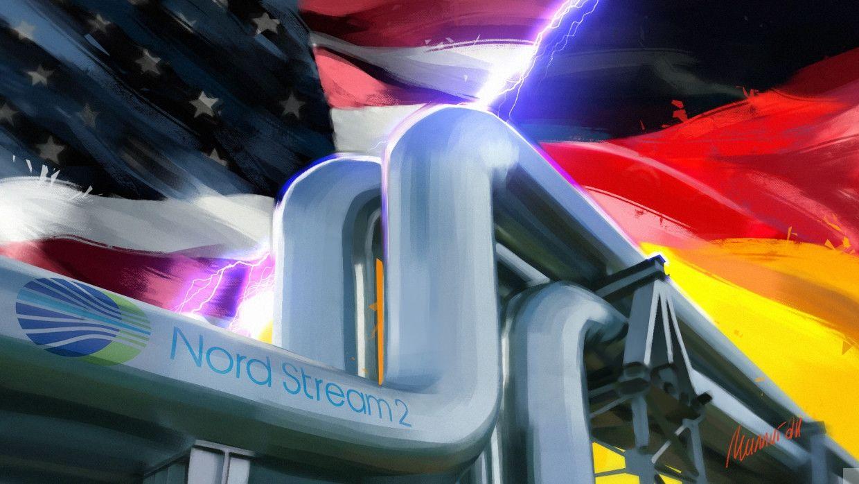 """СМИ: США и Германия заключили сделку по """"Северному потоку – 2"""""""