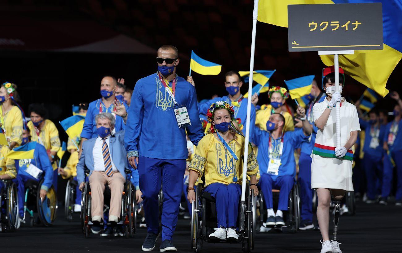 На Паралимпиаде – 2020 в Токио Украина вошла в историю: в активе наших атлетов уже полтысячи наград
