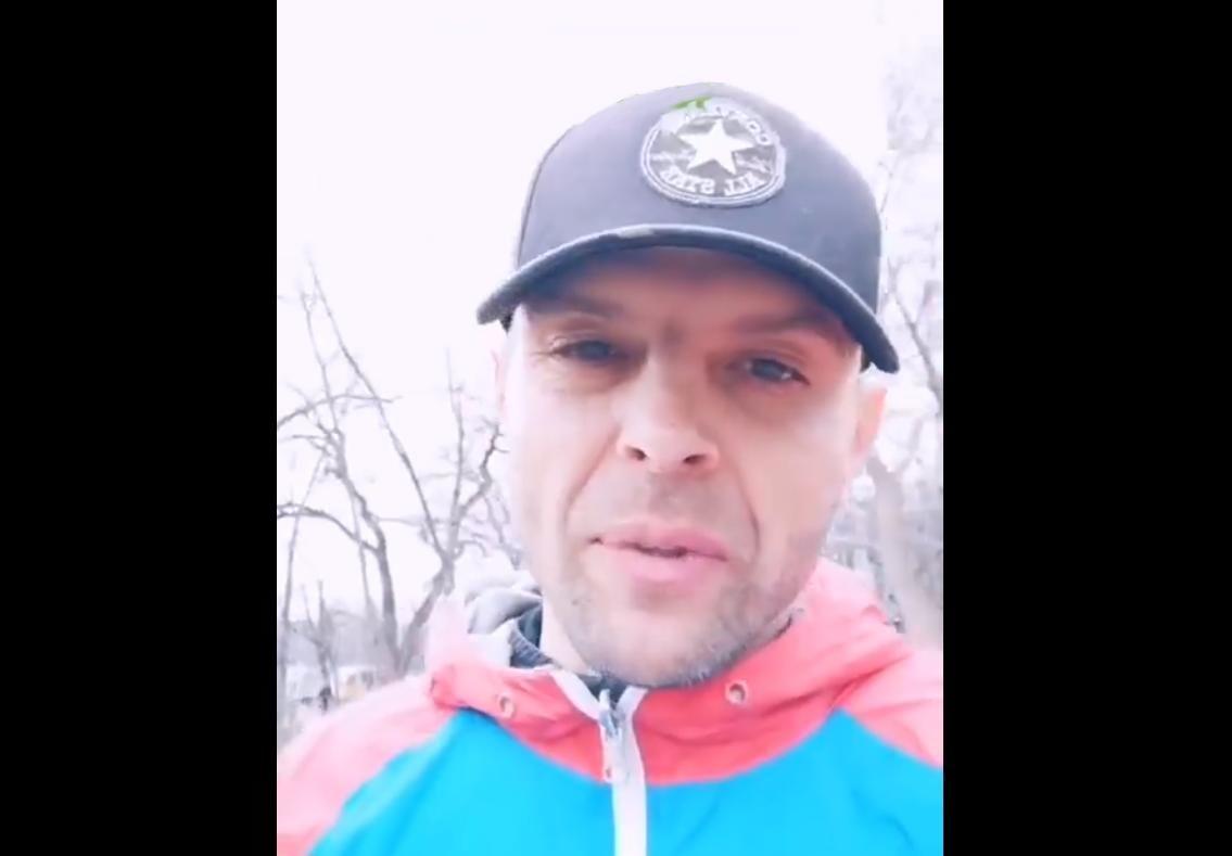 Житель Харькова записал обращение к России: военных РФ предупредили, что их ждет в Украине