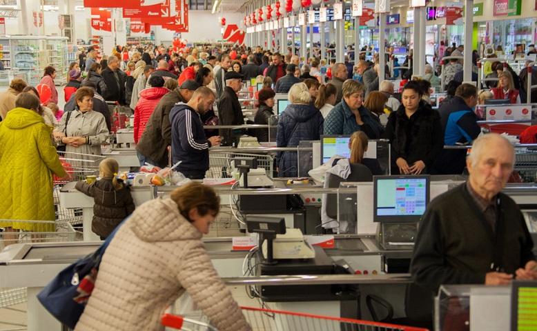 Новости Украины, Общество, супермаркет, обман в супермаркете, афера