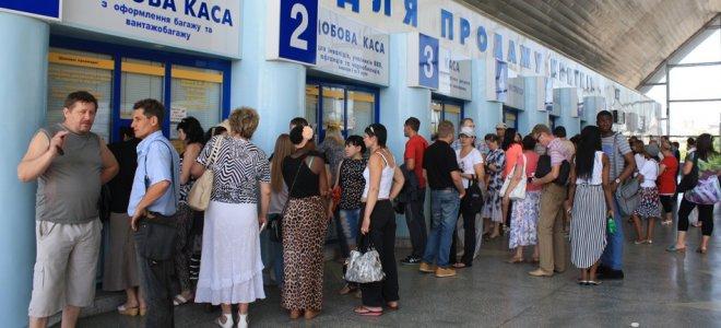 СНБО: за минувшие сутки через транспортные коридоры выехало 1 135 человек