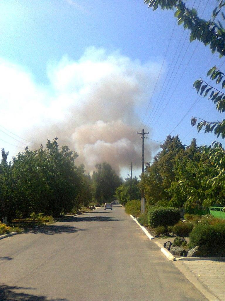 В направлении Новоазовск-Мариуполь продолжаются бои