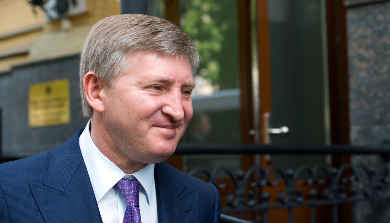 """""""Хозяин"""" Донбасса Бизнесмен Ринат Ахметов пережил войну и готовится вернуться в политику"""