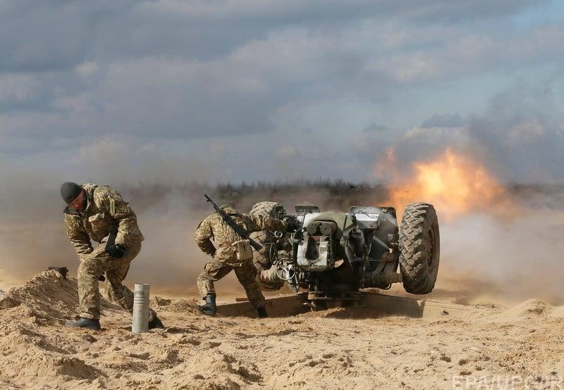 Украинская артиллерия накрыла позиции российских военных под Авдеевкой - отряд россиян уничтожен полностью