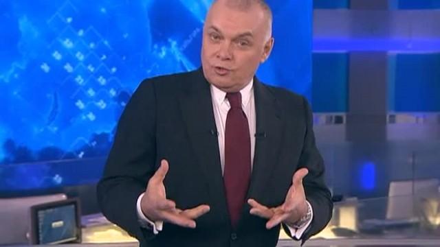 Уходи и не возвращайся: пропагандисту Киселеву запретили въезд в Украину и заблокировали активы