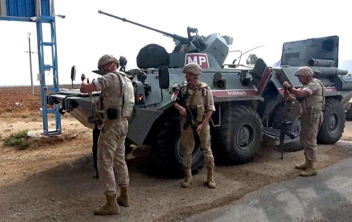 Террористы-смертники атаковали пост армии РФ на севере Сирии - завязался мощный бой