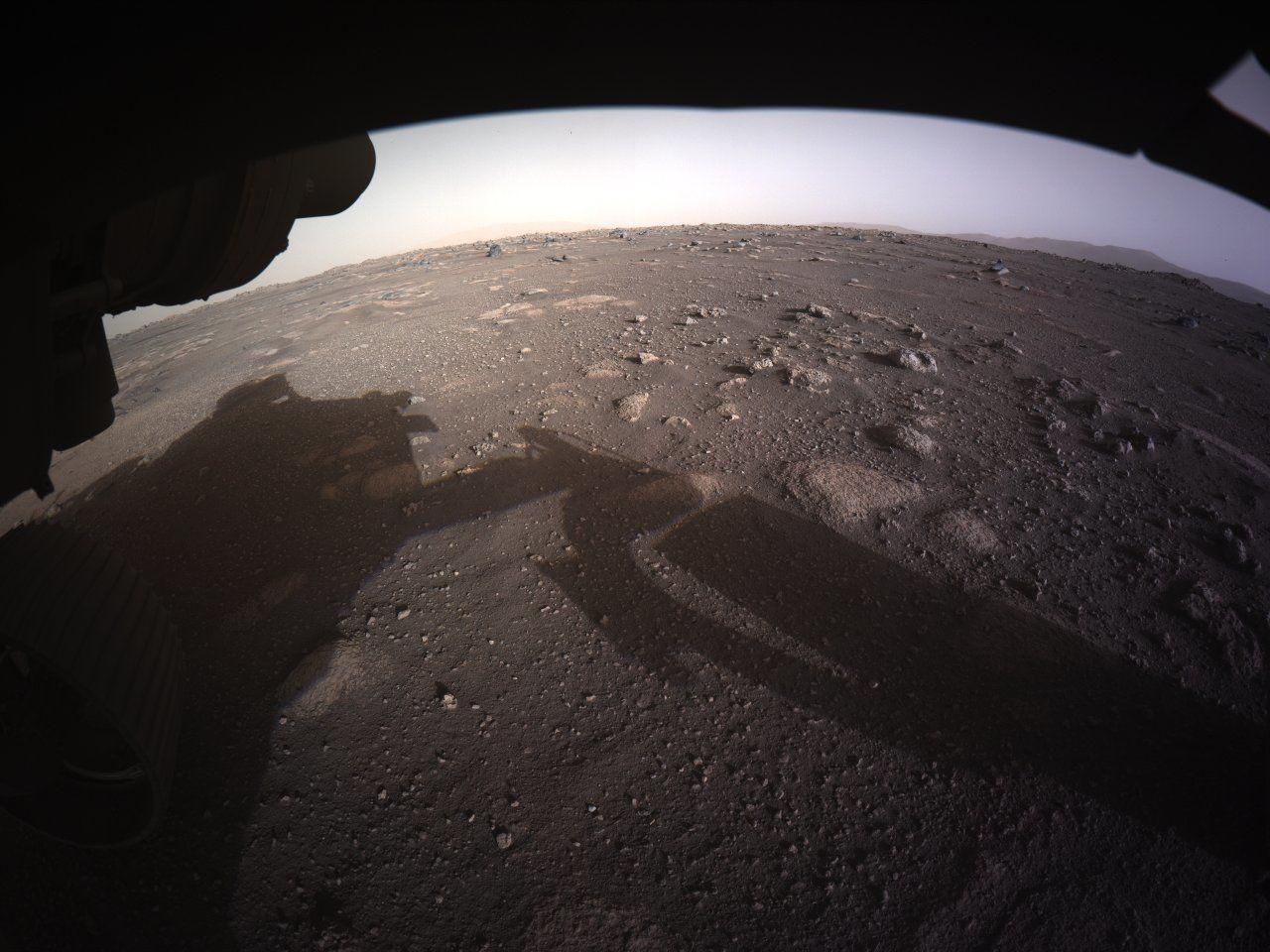 """""""Звуки с Марса"""" приписали новому марсоходу NASA Perseverance"""