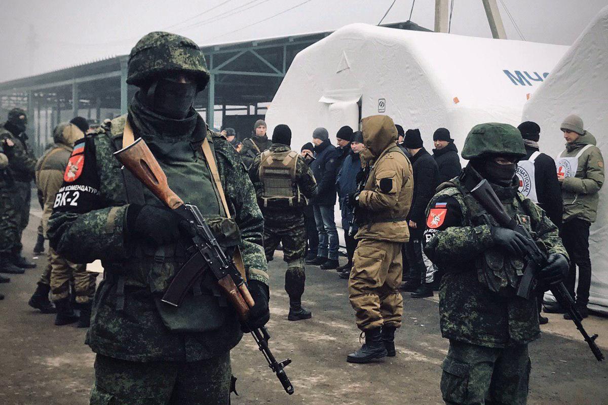 наверно, одного спецназ россии на донбассе картинки самое главное