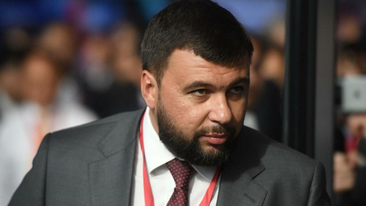 "Пушилин нашел среди ""своих"" виновников проблем ""ДНР"" и предъявил обвинения"