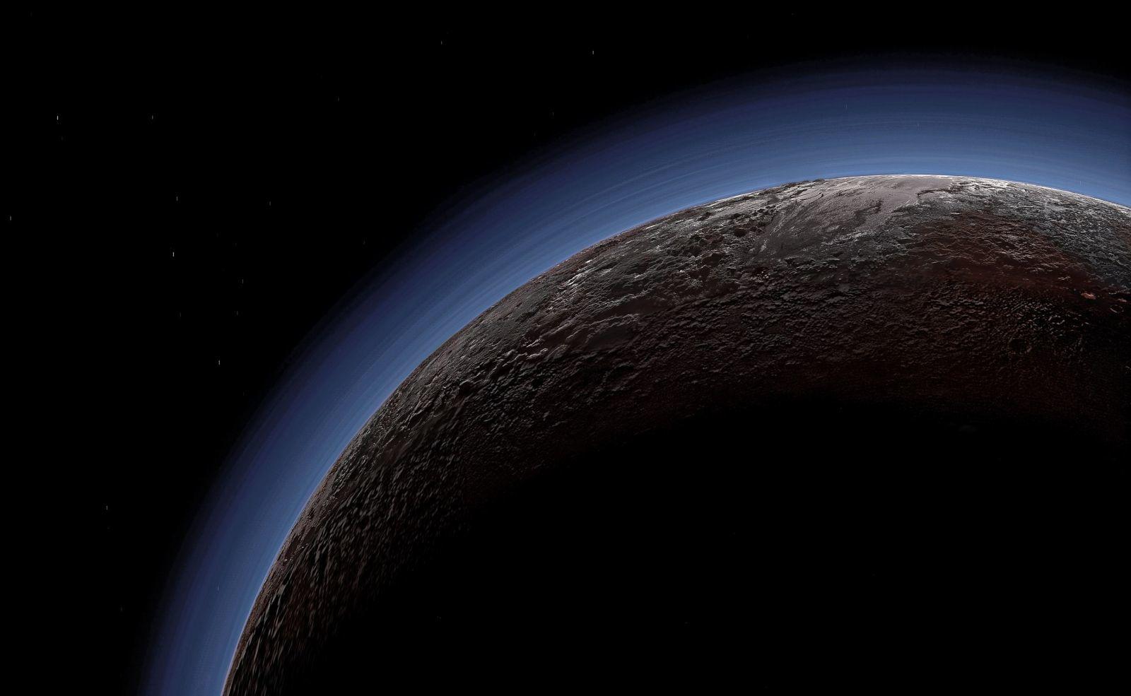 Астрономы установили, что атмосфера Плутона постепенно исчезает