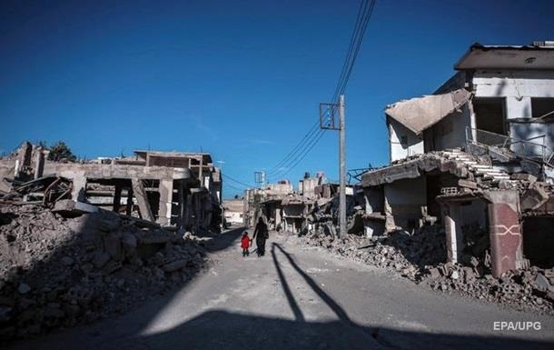 мир, Сирия, война в Сирии, ИГИЛ, терроризм, политика, общество, Ракка, авиаудар