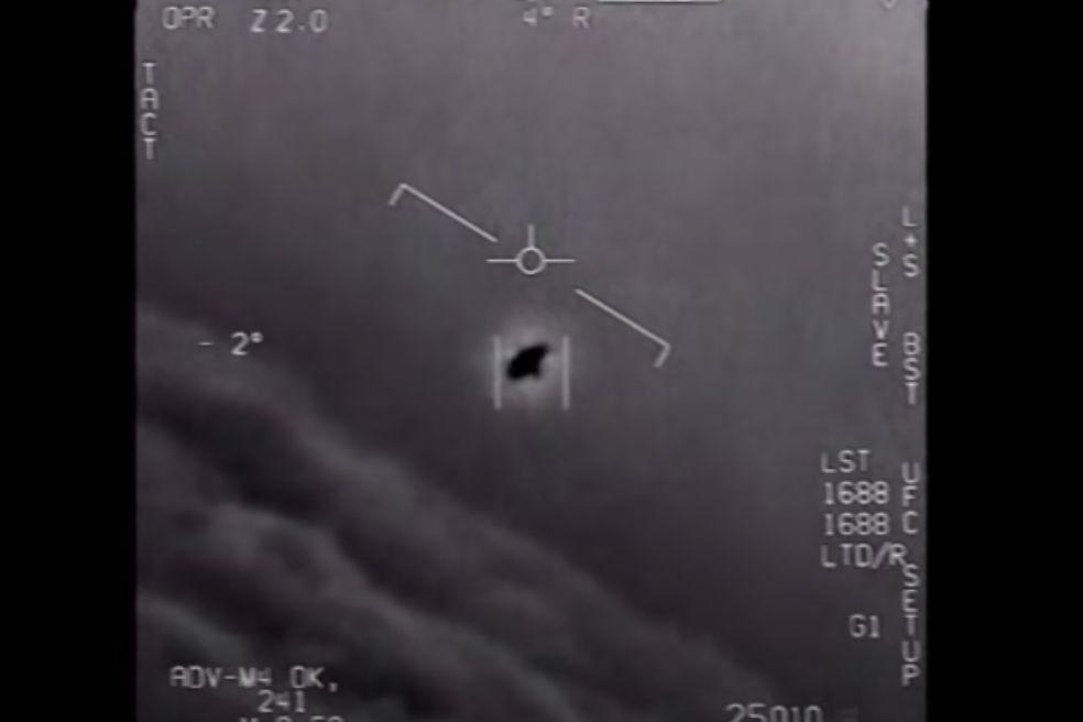 """Пилот ВМС США подтвердил встречи военных с НЛО: """"Почти каждый день"""""""