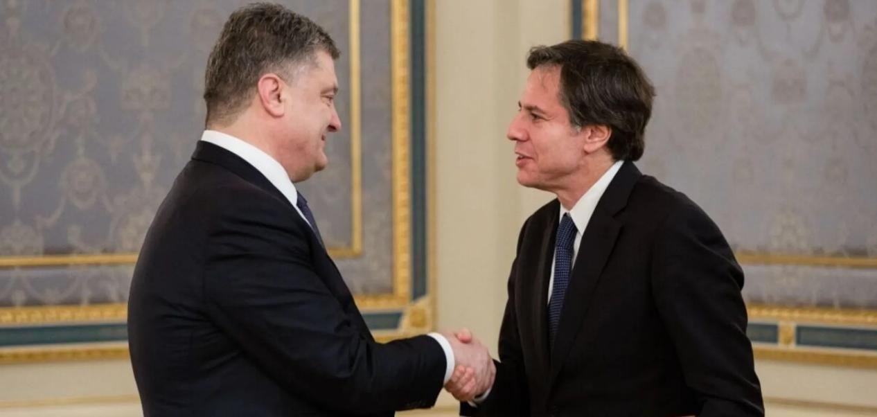 """""""Как встреча добрых, старых друзей"""", – Порошенко провел переговоры с Блинкеном и Нуланд"""