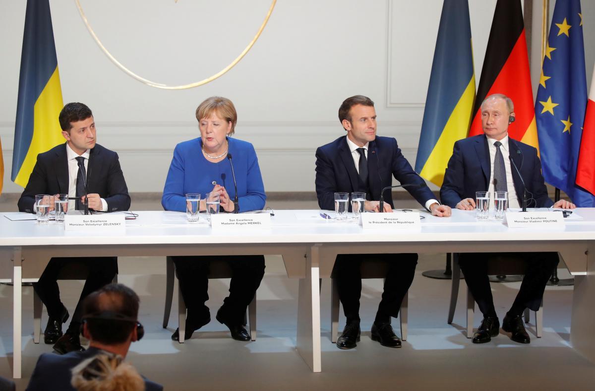Украина официально заявила о пересмотре Минских соглашений: старый формат больше не подходит