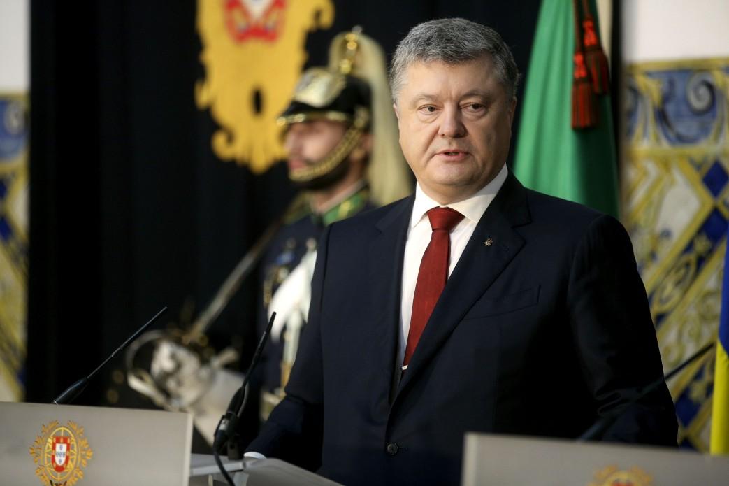 Тревожный сигнал для Кремля: Порошенко сделал важное заявление по миротворцам на Донбассе - кадры