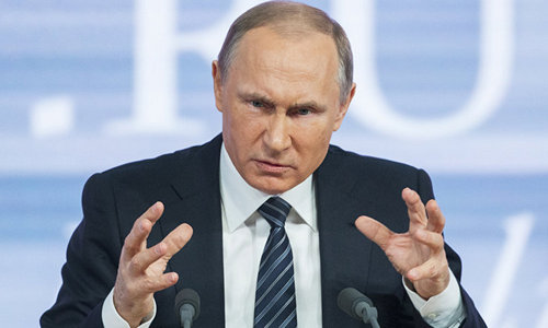 Угроза всему миру: Путин заявил, что Россия продолжит наращивать военную мощь для защиты своих интересов
