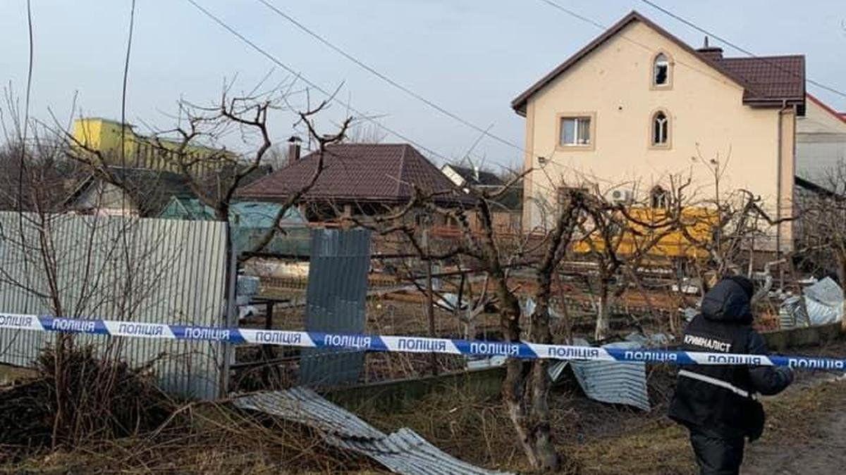 Смертельный взрыв в Боярке: погибший планировал расправиться со своей экс-возлюбленной из-за долга