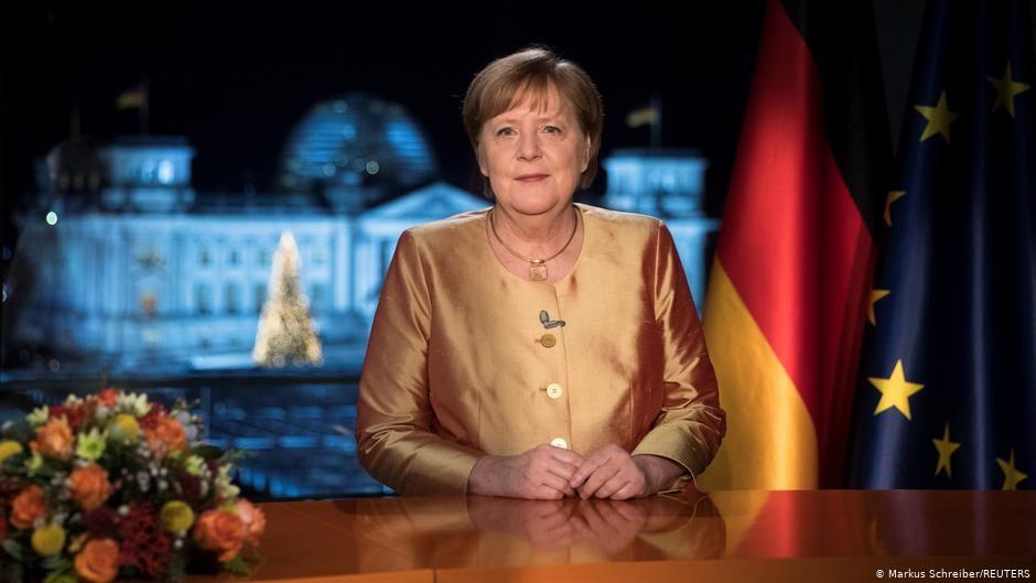 Канцлер Германии Ангела Меркель уходит - заявление