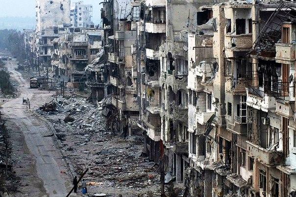 Военный конфликт в Сирии. Хроника событий 23.03.2016