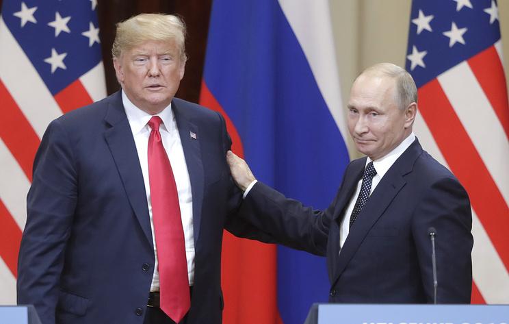 Санкции США против России: после встречи с Путиным Трамп сделал неожиданное заявление