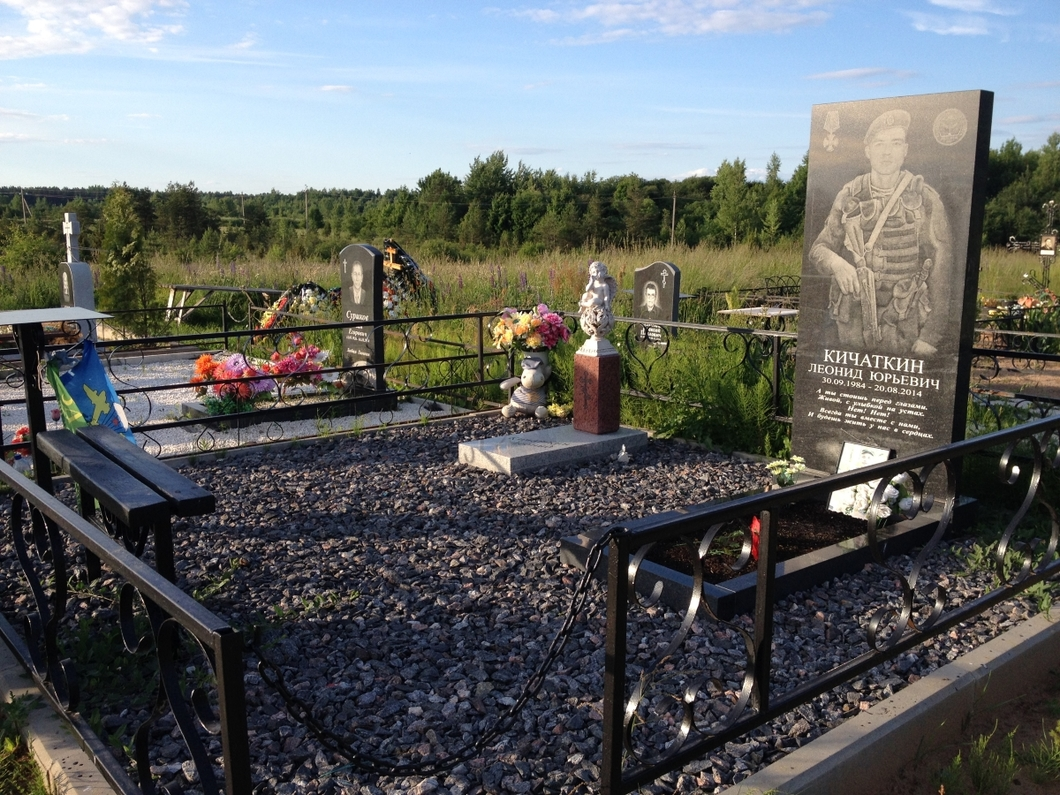 Кладбища Пскова забиты могилами погибших россиян на Донбассе - их уже никто не считает и не прячет – кадры