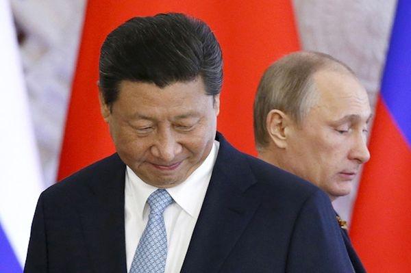 Китай полностью сворачивает инвест-проекты в России, Песков признал, что это удар для Кремля