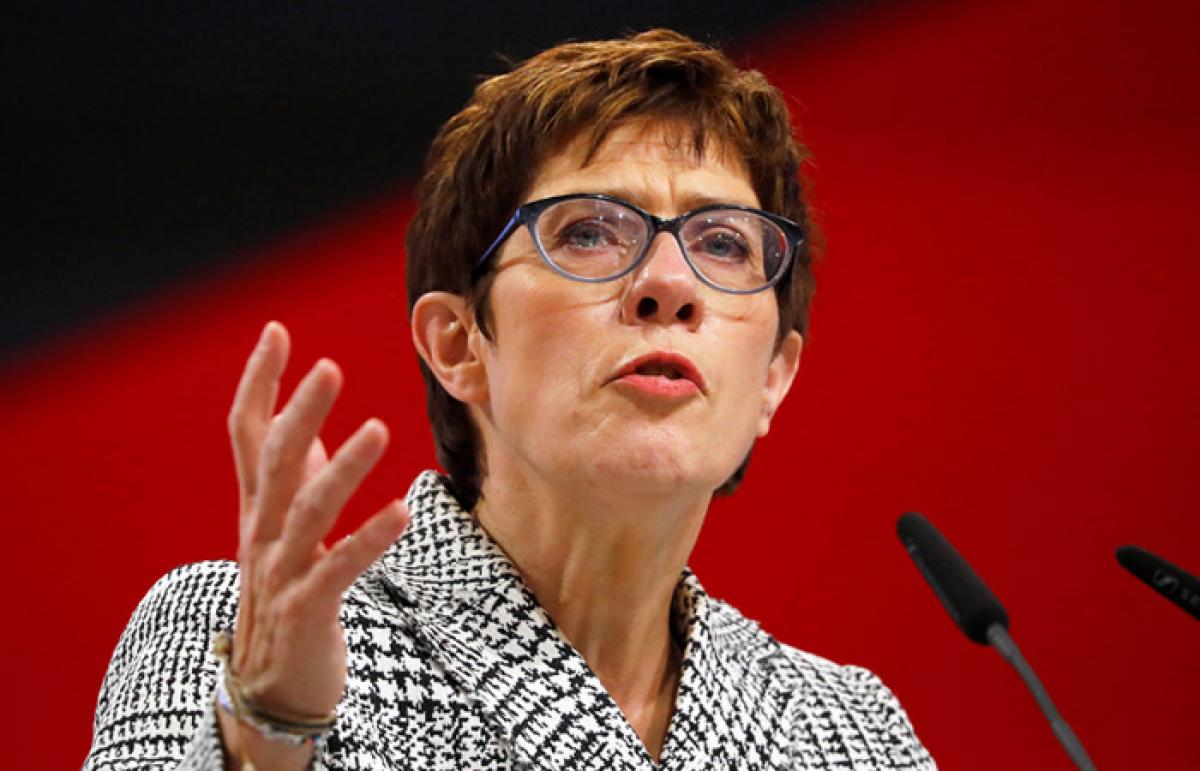 У Шойгу Германии грозят новой войной после слов министра обороны ФРГ о России