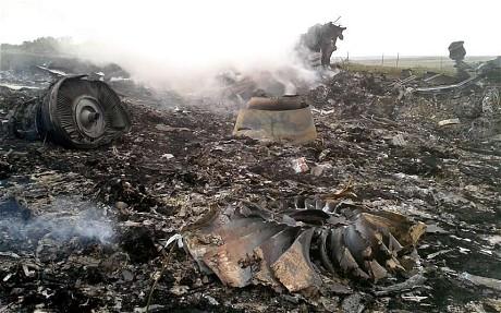Уточненные данные о пассажирах разбившегося «Боинг-777»