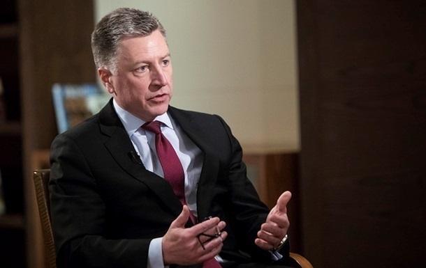 Вашингтон продолжит давить на Россию санкциями в коалиции с ЕС – Волкер