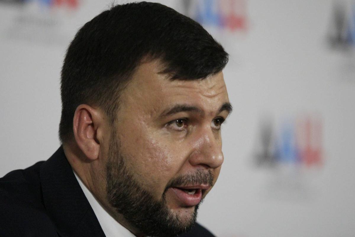 """Пушилин указал координаты будущего удара по ВСУ и назвал дату: """"Имеем полное право"""""""