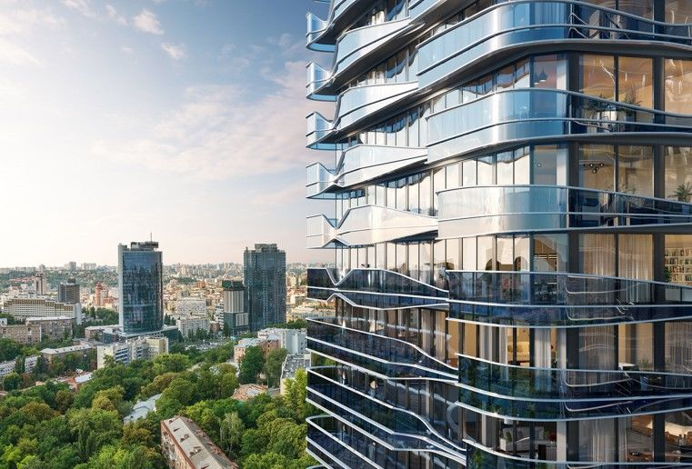 Самый дорогой ЖК Киева: какой уровень комфорта ожидает жильцов