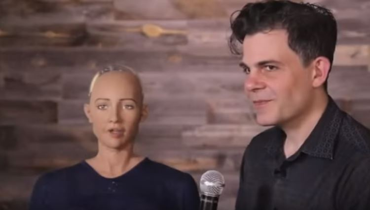 Говорящий робот из США угрожает человечеству: высокоразвитый андроид собрался истреблять людей