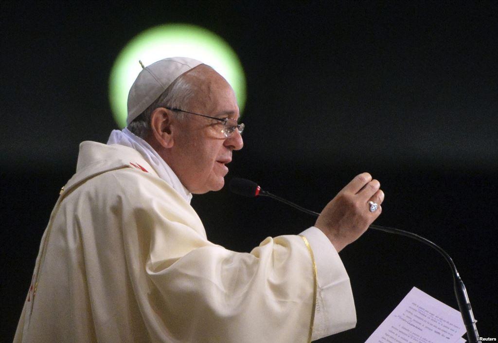 Папа Римский рассказал о Нибиру и надвигающемся апокалипсисе: мир был обескуражен его заявлениями - кадры