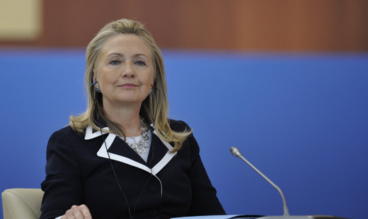 Хиллари Клинтон: Россия хочет подорвать мощь Америки