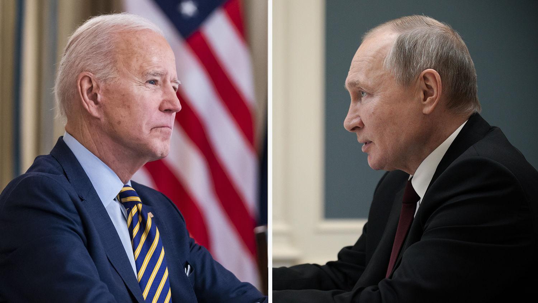 Байден позвонил Путину и поддержал Украину - в Москве критикуют поступок Белого дома